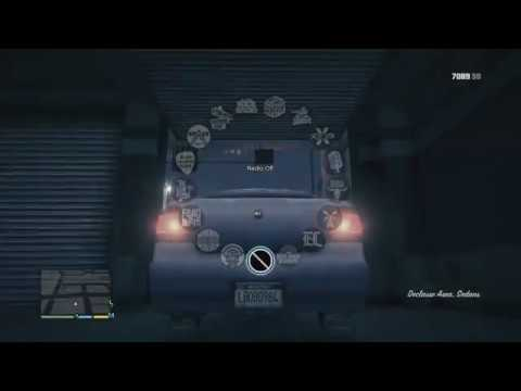 "GTA V Special Vehicle Guide: Unique/UP (LB080984) ""Snow"" Asea"