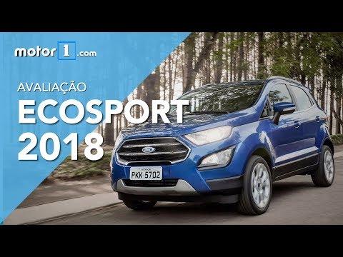 Novo Ford EcoSport 2.0 Titanium 2018 - Avaliação | Motor1.com
