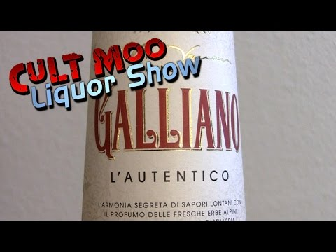 Galliano - Liquor Show - Ep.22