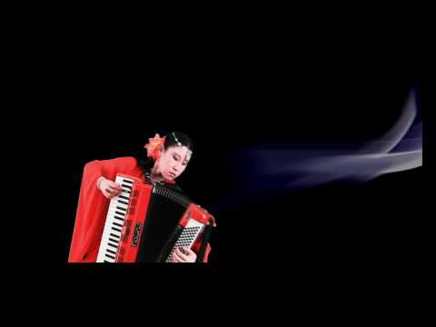 Accordion music - Monti Csardas(Czardas,Csárdás) - Annie Gong