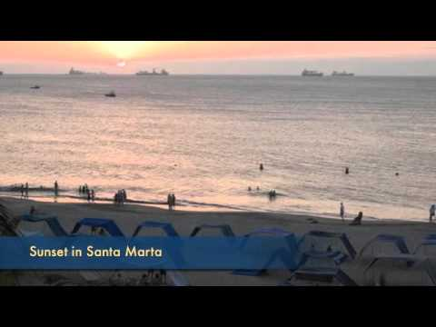Travel Guide to Santa Marta, Colombia