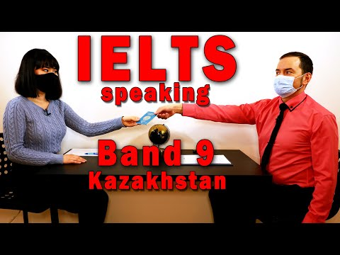 IELTS Speaking Band 9 Interview Kazakhstan With Subtitles