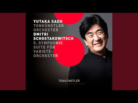 Suite For Variety Orchestra: VI. Waltz No. 1