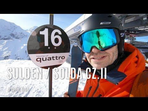 Sulden / Solda w Południowym Tyrolu. Konkurs