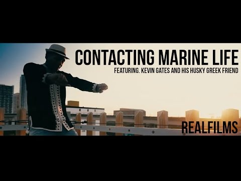 Real Film: Contacting Marine Life (Kevin Gates 2 Phones Spoof)