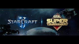 [ENG] 2018 GSL Super Tournament II Ro.8