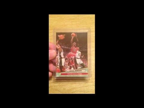 1992 93 Michael Jordan Fleer Ultra Basketball Card 27