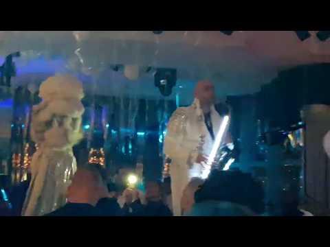 House music - International saxophone live show, Mallorca, Barcelona, ibiza, Dubai..