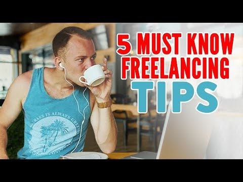5 Must Know Freelancing Tips + My Landing Page Developer Freelance Story