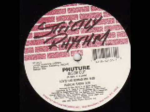 Phuture - Inside out - Roy's rad nomad mix by Roy Davis Jr. on Strictly Rhythm, 1993.