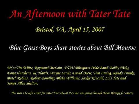 Bluegrass from Ernie Knight - Tater Tate Benefit, Bristol, VA/TN April 15, 2007