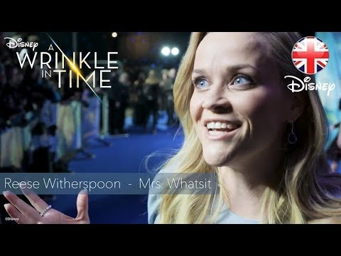 A WRINKLE IN TIME | European Premiere Highlights - London | Official Disney UK