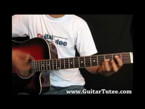 Beyonce Knowles - Halo, by www.GuitarTutee.com