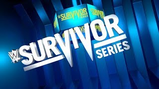 WWE Survivor Series 2017 Dream Match Card | Dream Match Card Predictions for Survivor Series
