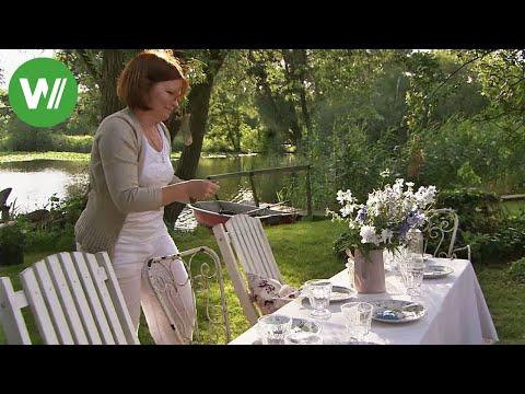 Romantische Gärten in Skandinavien - Seeland, Dänemark   Landträume (Folge 9/37)