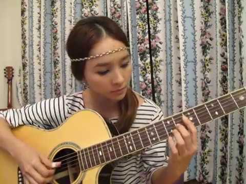 Eternal flame (fingerstyle) played by Jennie