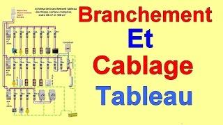 Download schema electrique chanel videos - Cablage tableau electrique maison ...