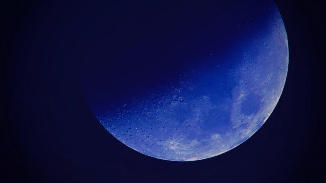 Extraña Gran Masa Metálica En La Luna