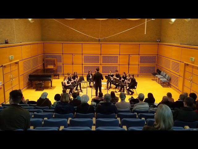 Blowsoc Clarinet Ensemble: Latin Smile