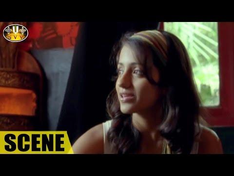 Love Scene Between Arya & Trisha || Sarvam Movie || Trisha