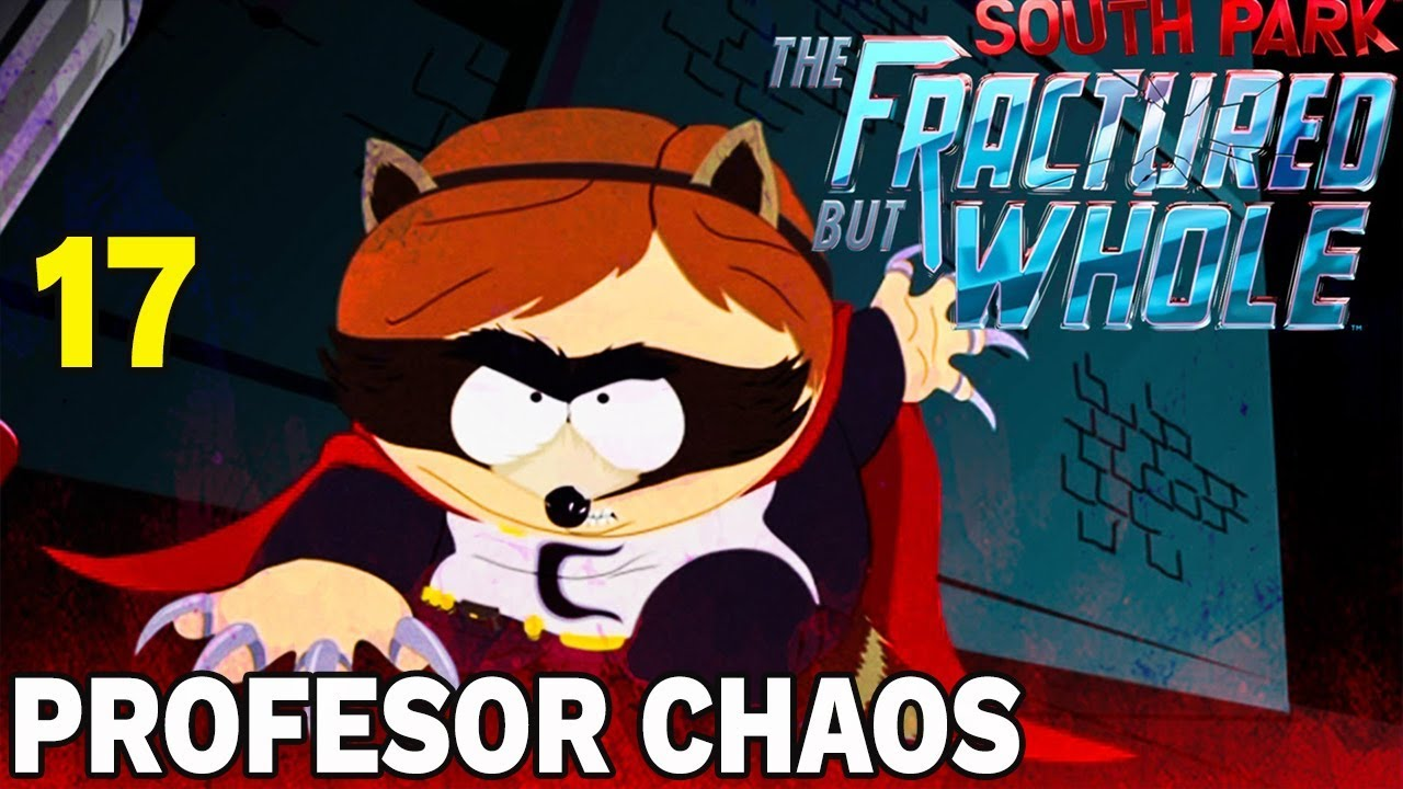 WALKA Z CHAOSEM!  – South Park: The Fractured But Whole