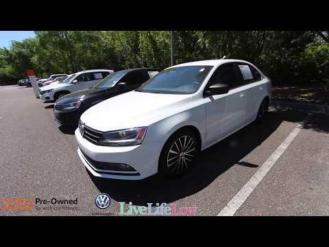 2015 VW Jetta Sport Review @ Low Country VW - Mount Pleasant, SC & Charleston, SC