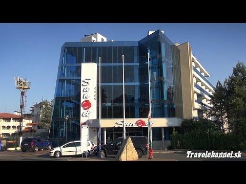 Hotel Sunset**** Slnečné pobrežie - Bulharsko (Travel Channel Slovakia)