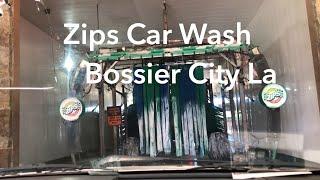 Zips Carwash Tunnel -Bossier City La Benton Rd Location