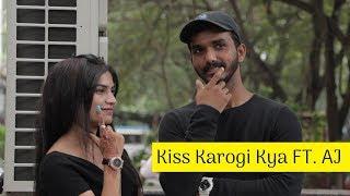 Romantic Date Pe Chalogi Kya FT. AJ | Latest Uncut | Oye It's Uncut