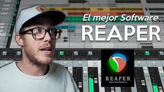 Por qué REAPER es el MEJOR programa de GRABACIÓN MULTIPÍSTA | Audio para Músicos