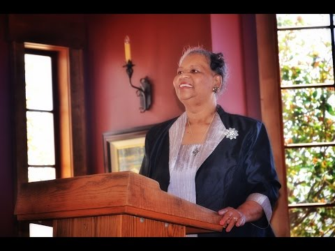 "FROM THE ARCHIVES-Minister Florine Dotson Evans-""GENUINE LOVE"