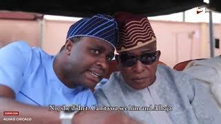 Alhaji Chicago - 2019 Latest Nollywood BlockBuster Movie Starring Femi Adebayo, Adebayo Salami