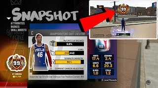 NBA 2K19 *NEW* Instant 99 Overall Tutorial! AFTER PATCH 1.07 (Xbox One & PS4)