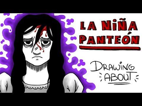 LA LEYENDA DE LA NIÑA PANTEÓN | Drawing About