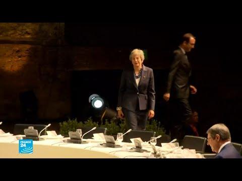 الأوروبيون ولندن يطلقون المرحلة الأخيرة من مفاوضات بريكسيت وسط توتر  - نشر قبل 31 دقيقة