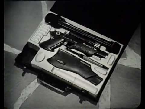 Vintage Secret Sam toy gun TV COMMERCIAL