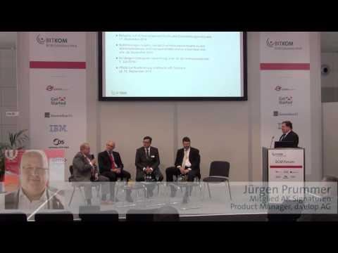 Auswirkungen von eIDAS auf den deutschen ECM-Markt