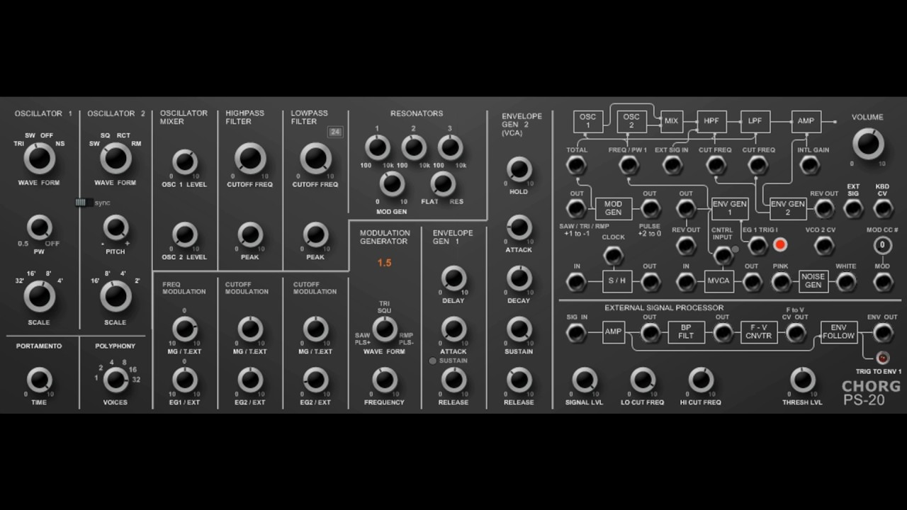 Korg legacy ms20 vst free download | Korg Legacy Collection Vst