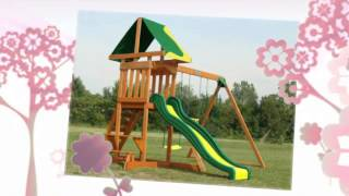 Climbing Frames, Swings & Outdoor Toys