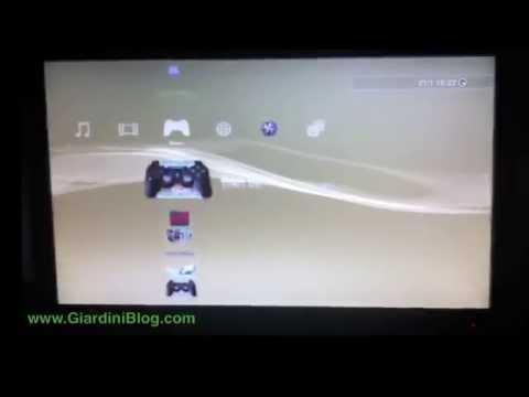 Modifica PS3 Custom Firmware 3 55   Gaia Manager & Copie di Backup