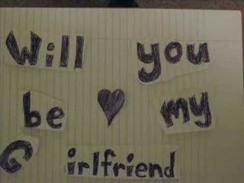 Will You Be My Girlfriend Youtube