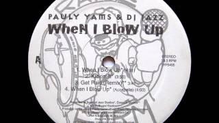 Pauly Yams & DJ Jazz - Kickin