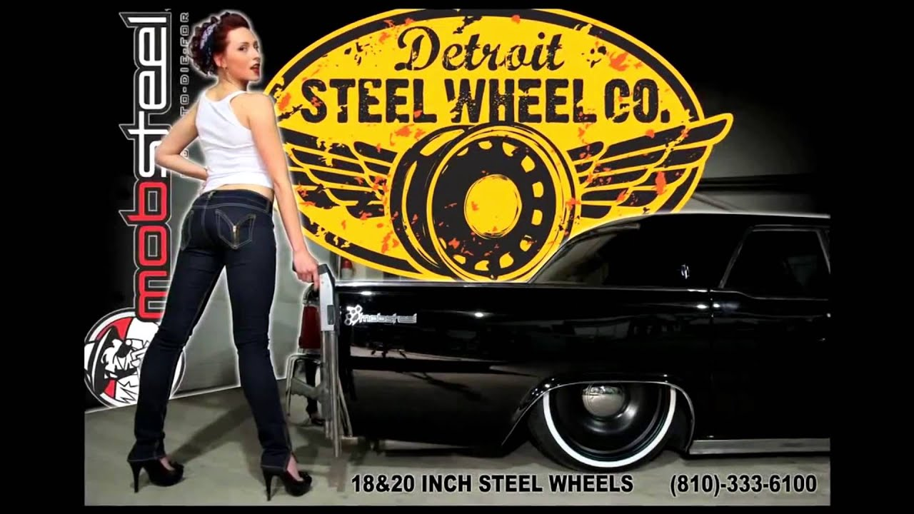 Exclusive Sneak Peek Mobsteel And Detroit Steel Wheels