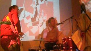 Vic Godard & The Sexual Objects - Oh Alright Go On Then - Star & Shadow Cinema, Newcastle. 30/11/12