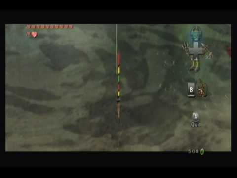 The Legend Of Zelda: Twilight Princess-Part 101-Reekfishing