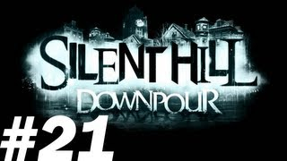 Silent Hill Downpour Walkthrough -PT21- Roman Numeral Puzzle (Library)