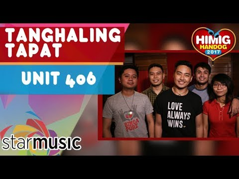 Unit 406 - Tanghaling Tapat | Himig Handog 2017 (Official Recording Session)