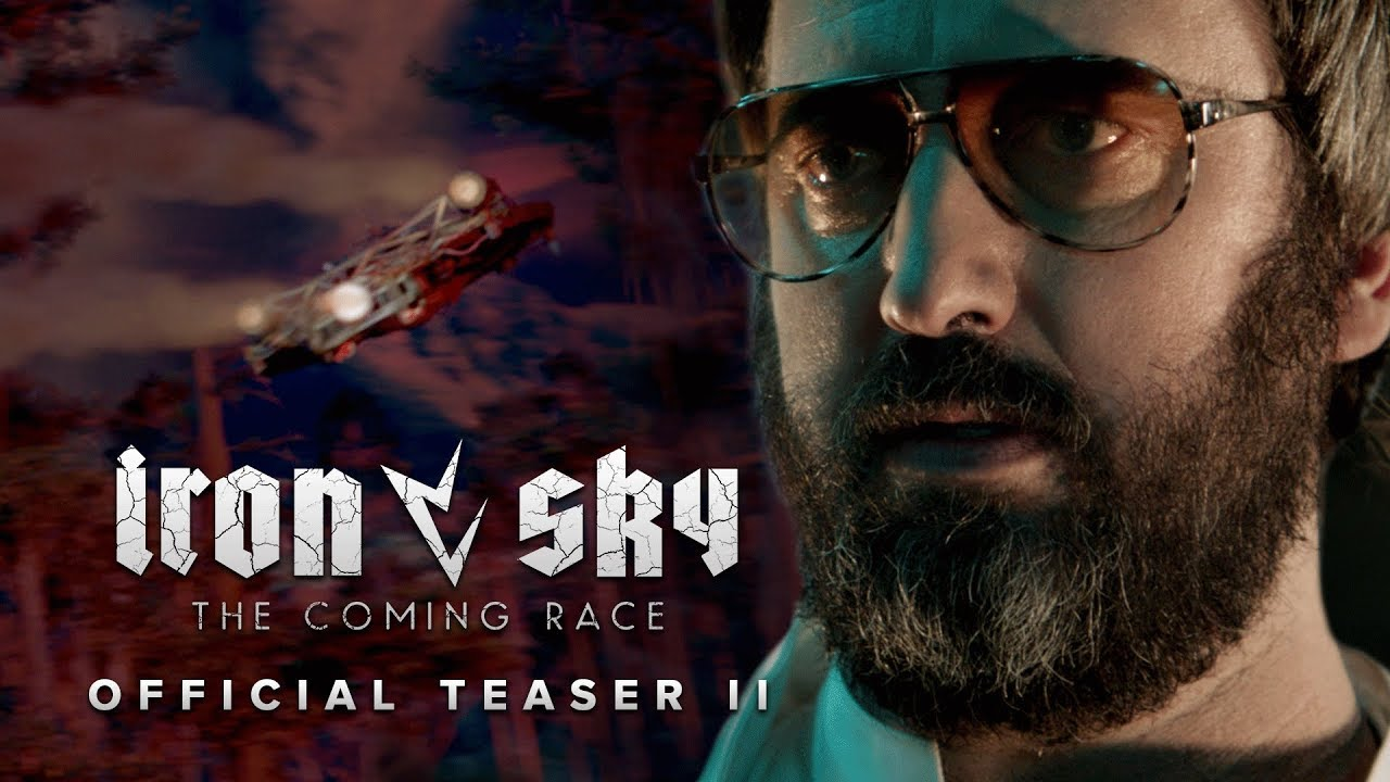 Iron Sky The Coming Race Official Teaser 2