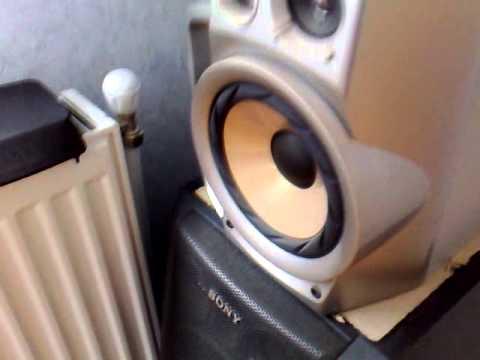 Hi-Fi STEREO SYSTEM SONY RXD7