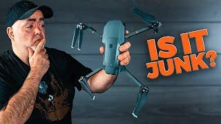 Original Dji Mavic Pro | Is it now junk